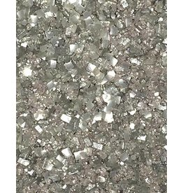 Bakery Bling Bakery Bling - Metallic Silver Glittery Sugar -