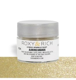 Roxy & Rich Roxy & Rich - Sparkle Dust, Almond -