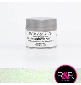 Roxy & Rich Roxy & Rich - Sparkle Dust, Green Pearl -