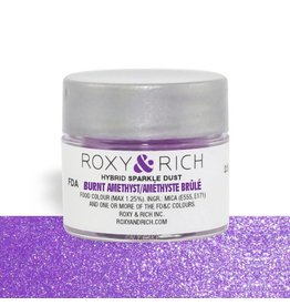 Roxy & Rich Roxy & Rich - Sparkle Dust, Burnt Amethyst -