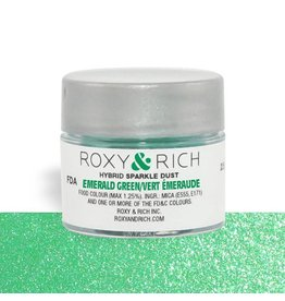 Roxy & Rich Roxy & Rich - Sparkle Dust, Emerald Green -