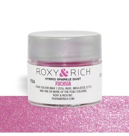 Roxy & Rich Roxy & Rich - Sparkle Dust, Fuschia -