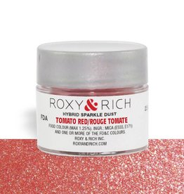 Roxy & Rich Roxy & Rich - Sparkle Dust, Tomato Red -