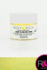 Roxy & Rich Roxy & Rich - Luster Dust, Canary Yellow - 2.5g