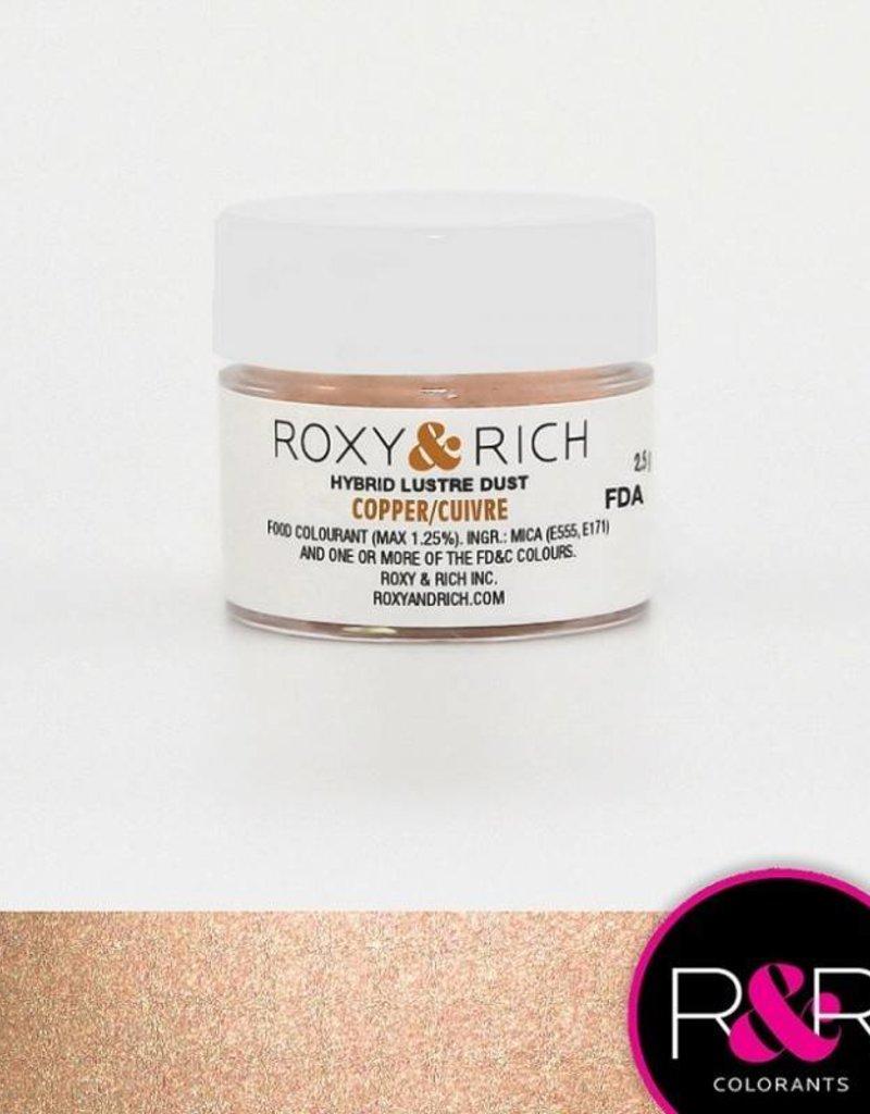 Roxy & Rich Roxy & Rich - Luster Dust, Copper -