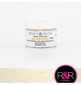 Roxy & Rich Roxy & Rich - Luster Dust, Gold Pearl -