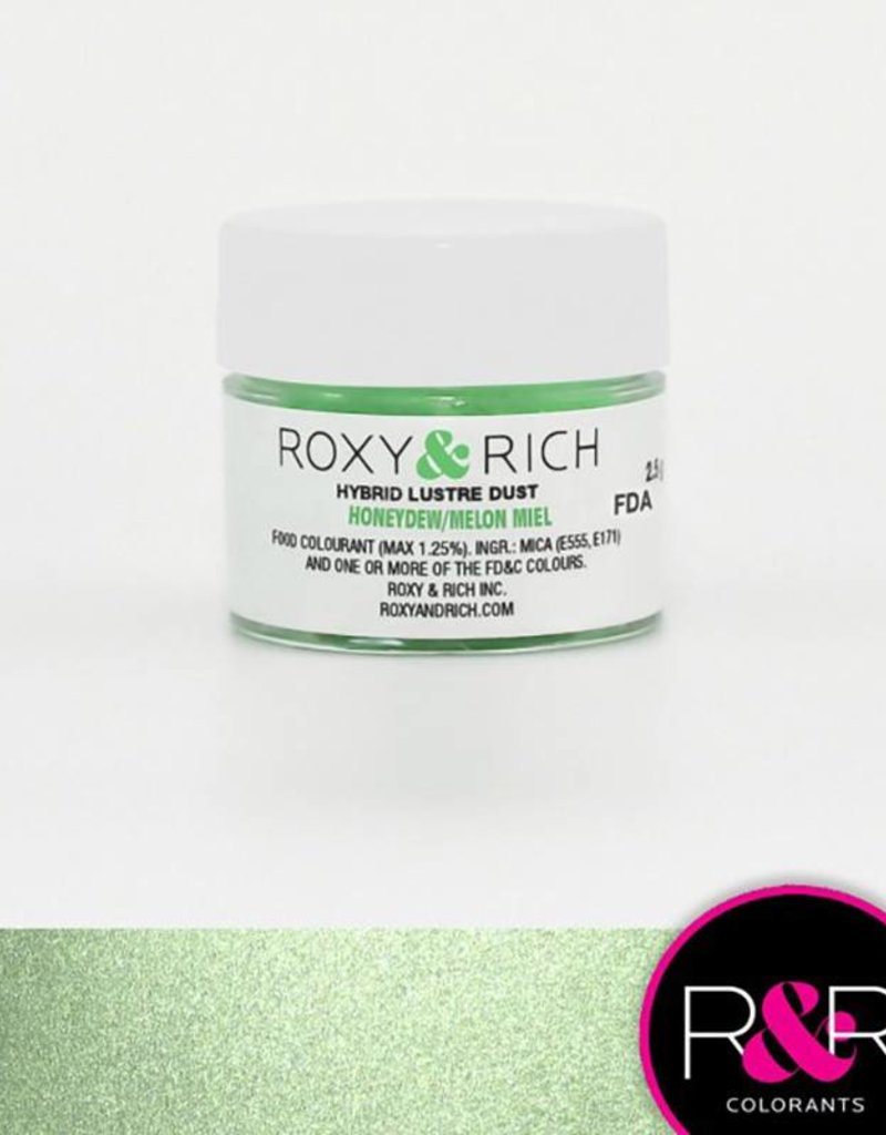 Roxy & Rich Roxy & Rich - Luster Dust, Honeydew -