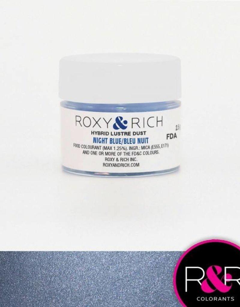 Roxy & Rich Roxy & Rich - Luster Dust, Night Blue -