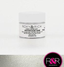 Roxy & Rich Roxy & Rich - Luster Dust, Satin White -