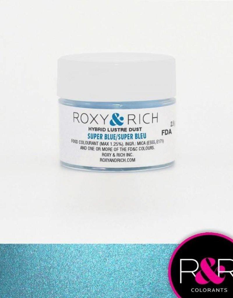 Roxy & Rich Roxy & Rich - Luster Dust, Super Blue -