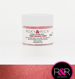 Roxy & Rich Roxy & Rich - Luster Dust, Tomato Red -