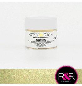 Roxy & Rich Roxy & Rich - Luster Dust, Yellow -
