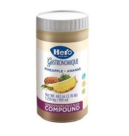 Hero Hero - Pineapple Compound - 2.76lb, HE1045 *3*