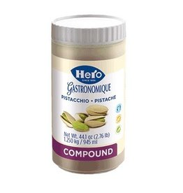 Hero Hero - Pistachio Compound - 2.76lb, HE1046 *3*
