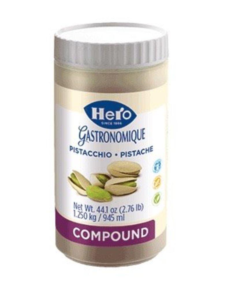 Hero Hero - Pistachio Compound - 2.76lb, HE1046