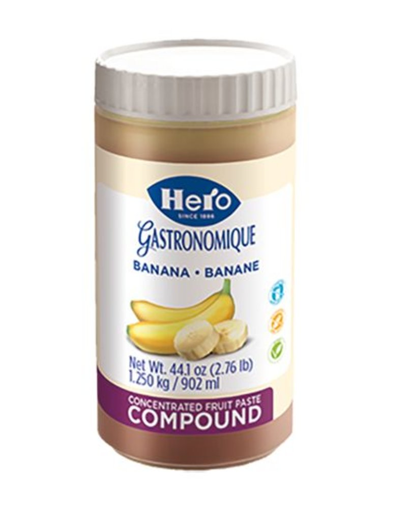 Hero Hero - Banana Compound - 2.76lb, HE1040
