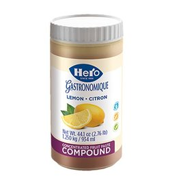Hero Hero - Lemon Compound - 2.76lb, HE1011