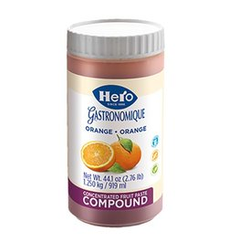 Hero Hero - Orange Compound - 2.76lb, HE1010
