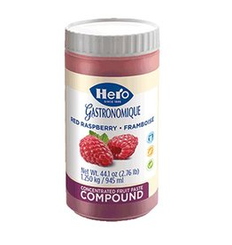 Hero Hero - Raspberry Compound - 2.76lb, HE1008