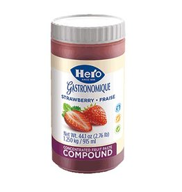 Hero Hero - Strawberry Compound - 2.76lb, HE1007 *3*