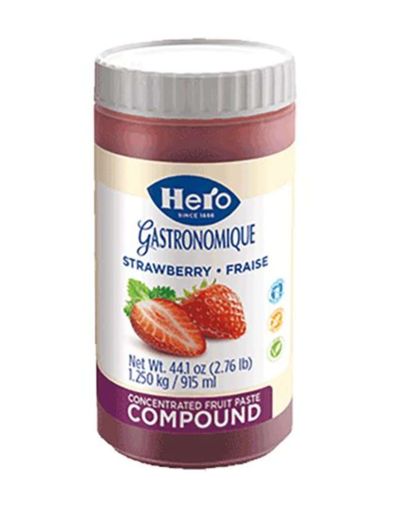 Hero Hero - Strawberry Compound - 2.76lb, HE1007