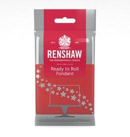 Renshaw Renshaw - Red Fondant - 8.8oz, 06111