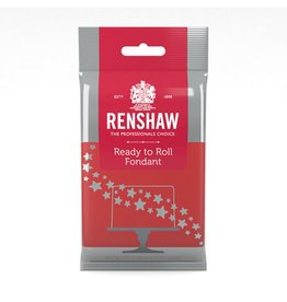 Renshaw Renshaw - Fondant, Red - 8.8oz, 06111