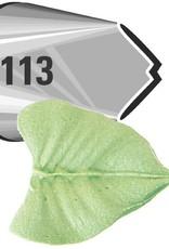 Ateco Ateco - Piping Tip, Leaf Decorating, 113