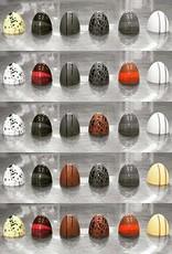 Pavoni Pavoni - Polycarbonate Chocolate Mold, Cupole Dome (21 cavity), PC37