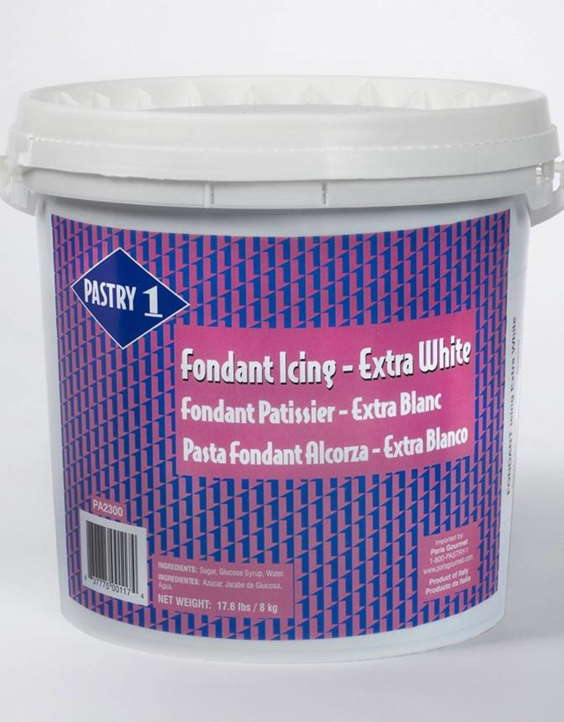 Pastry 1 Pastry 1 - Fondant Patissier - 17.6lb, PA2300