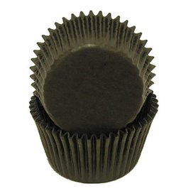 CK CK - Black Cupcake liner, Regular (500ct)