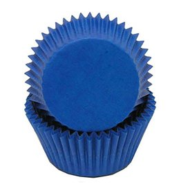 CK CK - Blue Cupcake liner, Regular (500ct)