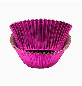 Enjay Enjay - Cupcake liner, Regular Foil, Pink (500ct)