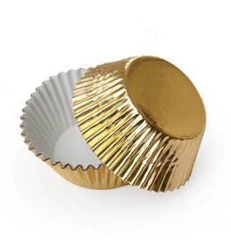 Enjay Enjay - Cupcake liner, Regular Foil, Gold (500ct)