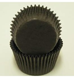 Viking Viking - Cupcake liner, Mini, Black (500ct)