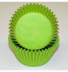 Viking Viking - Cupcake liner, Mini, Lime (500ct)