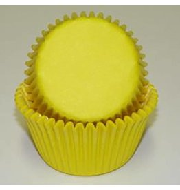 Viking Viking - Cupcake liner, Mini, Yellow (500ct)