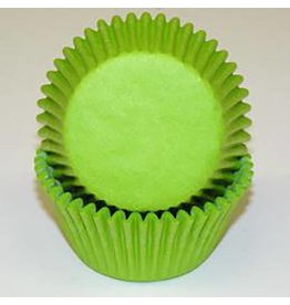 Viking Viking - Cupcake liner, Regular, Lime (500ct)