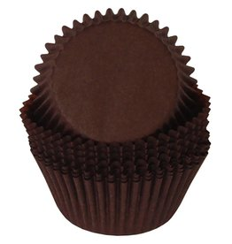 Enjay Enjay - Cupcake liner, Regular, Brown (500ct)