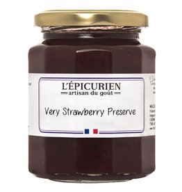 L Epicurien L Epicurien - Jam, Strawberry - 11.7oz *12*