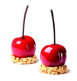 Pavoni Pavoni - Tutti Fruiti mold, Peach/Cherry (20 cavity), PX4331