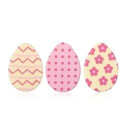 Leman Leman - Egg Flat Pink - 5 x 3.8cm (120ct), 69522
