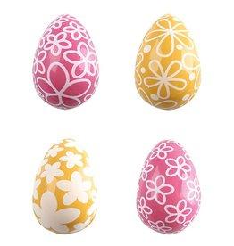 Leman Leman - Eggs - Colored w/flowers - (64ct), 69004
