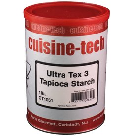 Cuisine Tech Cuisine tech - Tapioca Starch, Ultratex 3 - 1 lb, CT1051