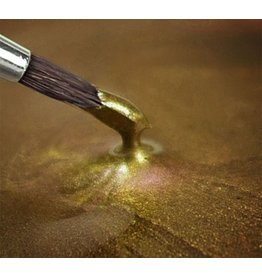Renshaw Renshaw - Metallic Gold Edible Paint - 25g, 03936