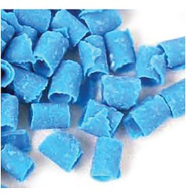 Dobla Dobla - Blue Chocolate Curls - 1 lb, 96383-R