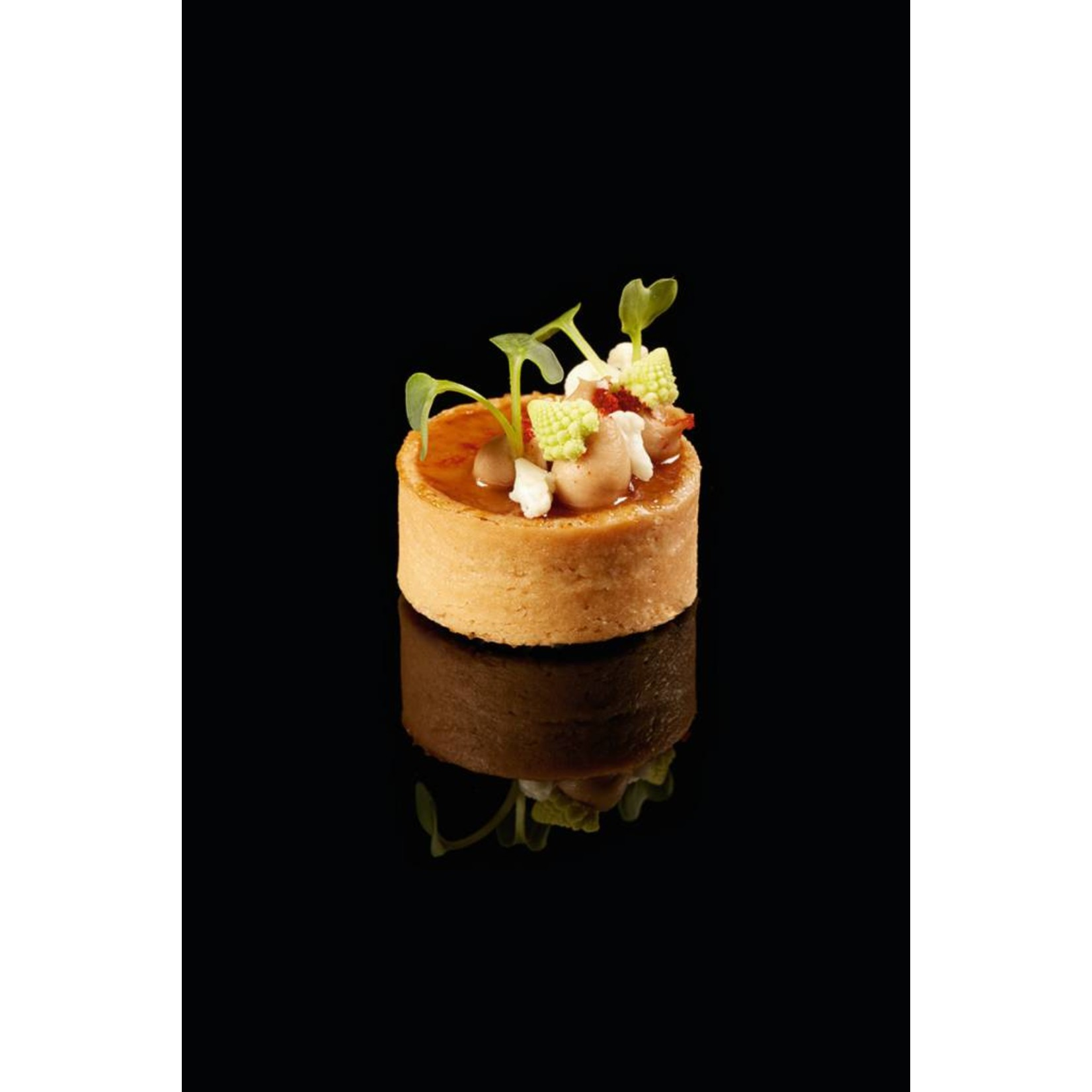 Delifrance Delifrance - Tart shell, Sweet round - 1.5'' (240ct), 78441