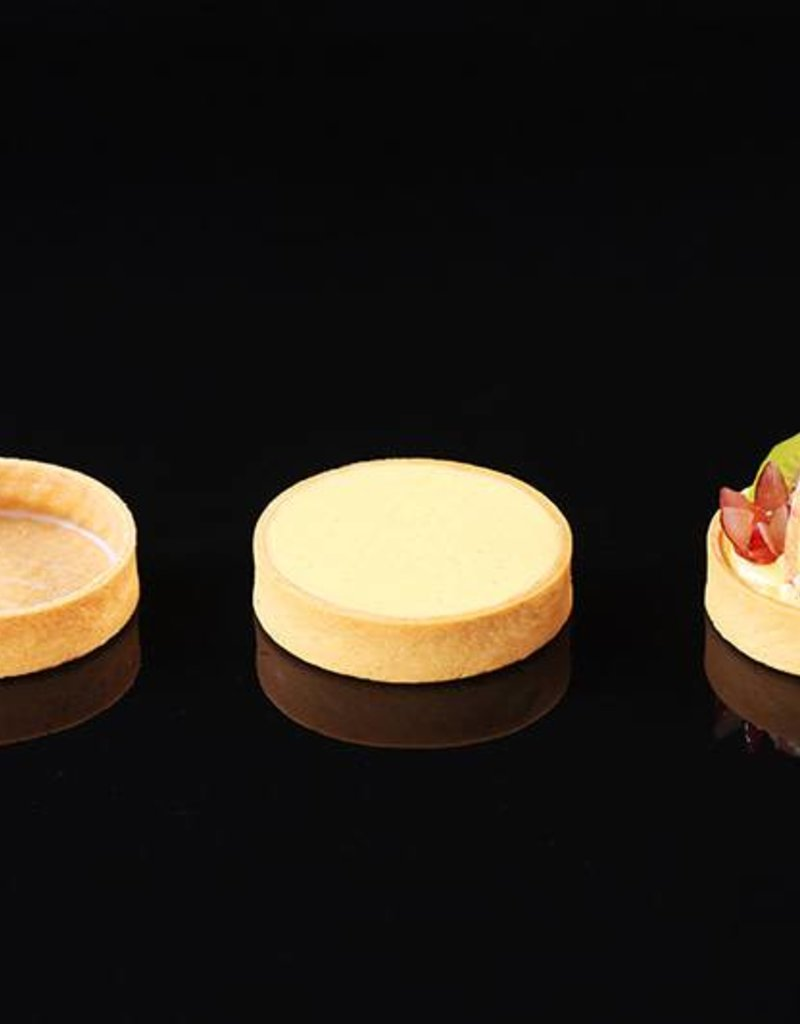 Delifrance Delifrance - Tart shell, Sweet round - 3'' (60ct), 78443