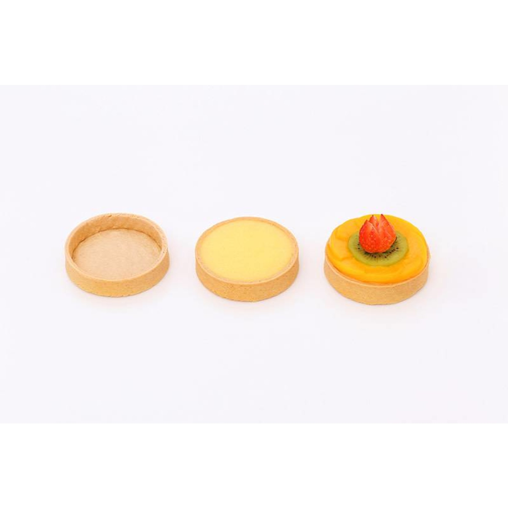 Delifrance Delifrance - Tart shell, Sweet round - 4'' (40ct), 79024