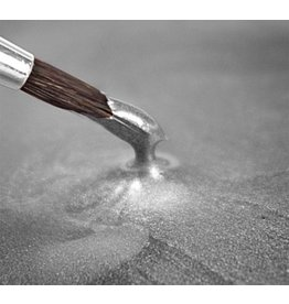 Renshaw Renshaw - Paint Pot, Metallic Silver - 25g, 03944